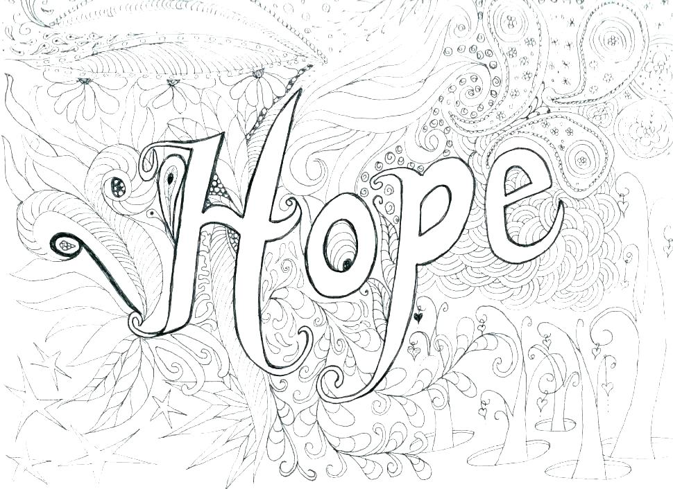 970x706 Really Hard Coloring Pages Hard Coloring Pages For Girls Hard