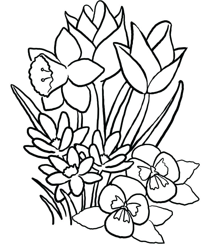 728x878 Really Hard Coloring Pages Hard Coloring Pages Of Flowers Abstract