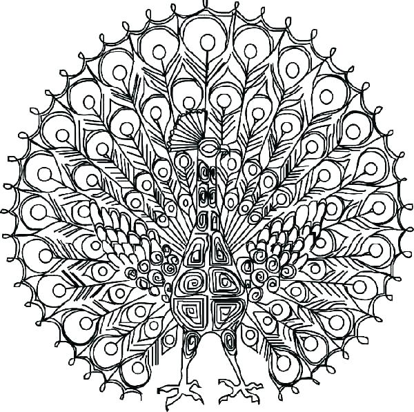 600x597 Really Hard Coloring Pages