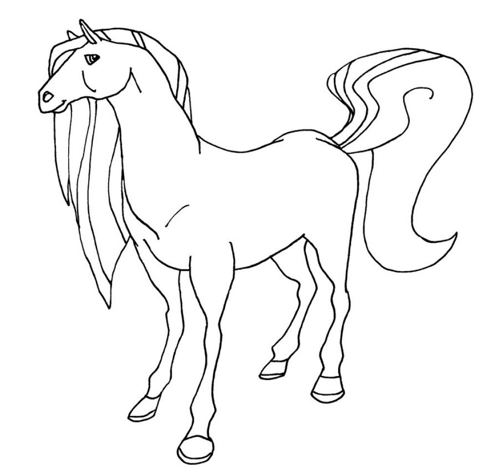 1024x971 Horseland Coloring Pages Sunburst Free General Color Sheets