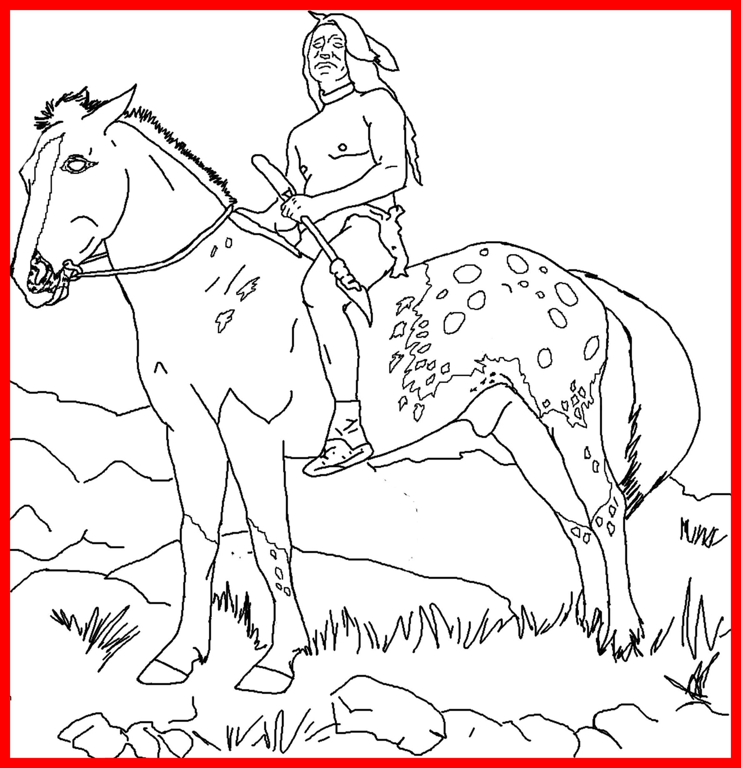 2370x2454 Unbelievable Coloring Pages Coloringsuite Pic Of Horse Rearing Up