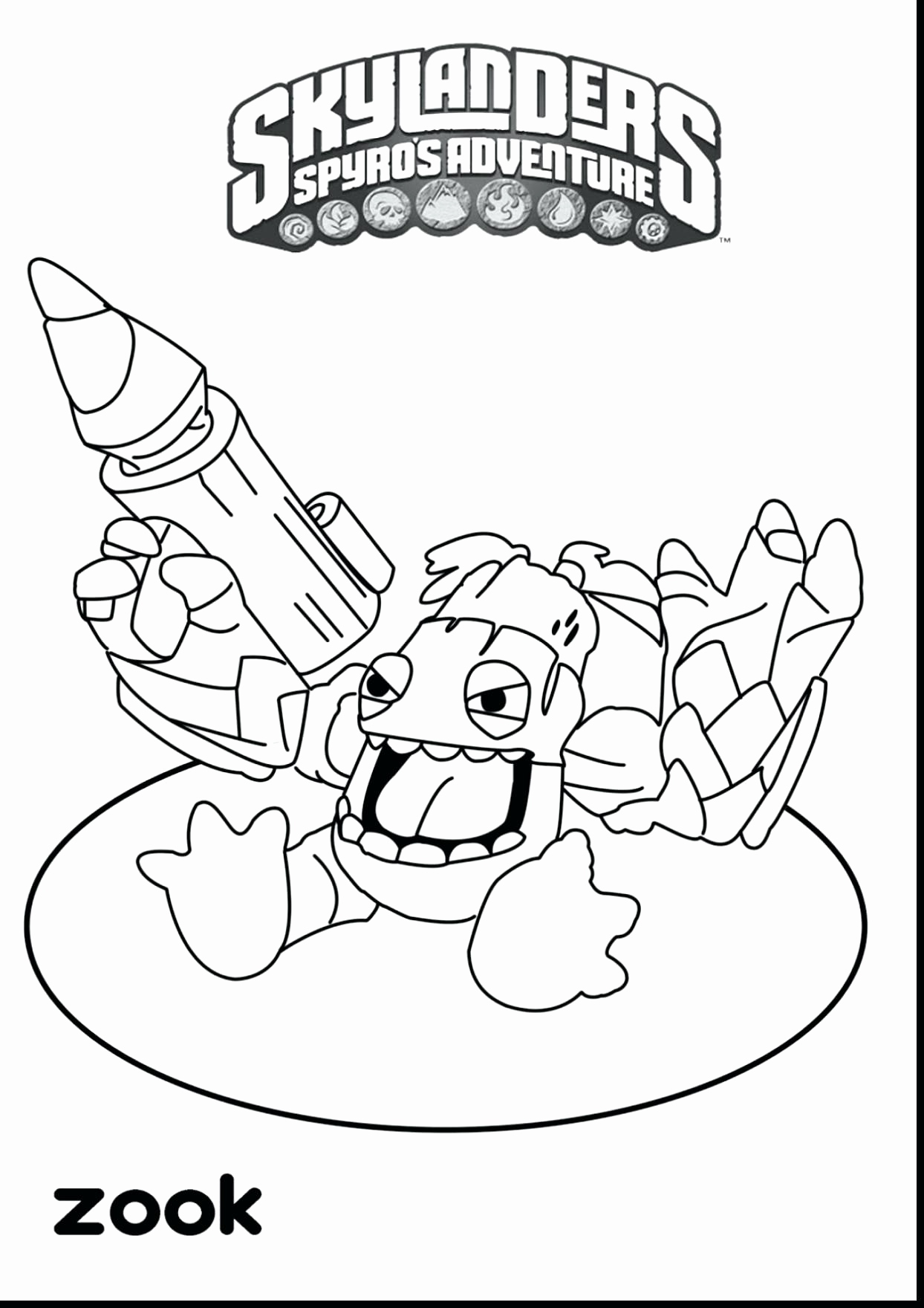 1244x1760 Witch Halloween Coloring Pages Best Of Printable Skylanders Roll