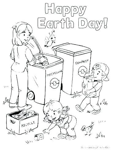 369x492 Recycling Coloring Pages Recycle Coloring Pages Recycle Coloring