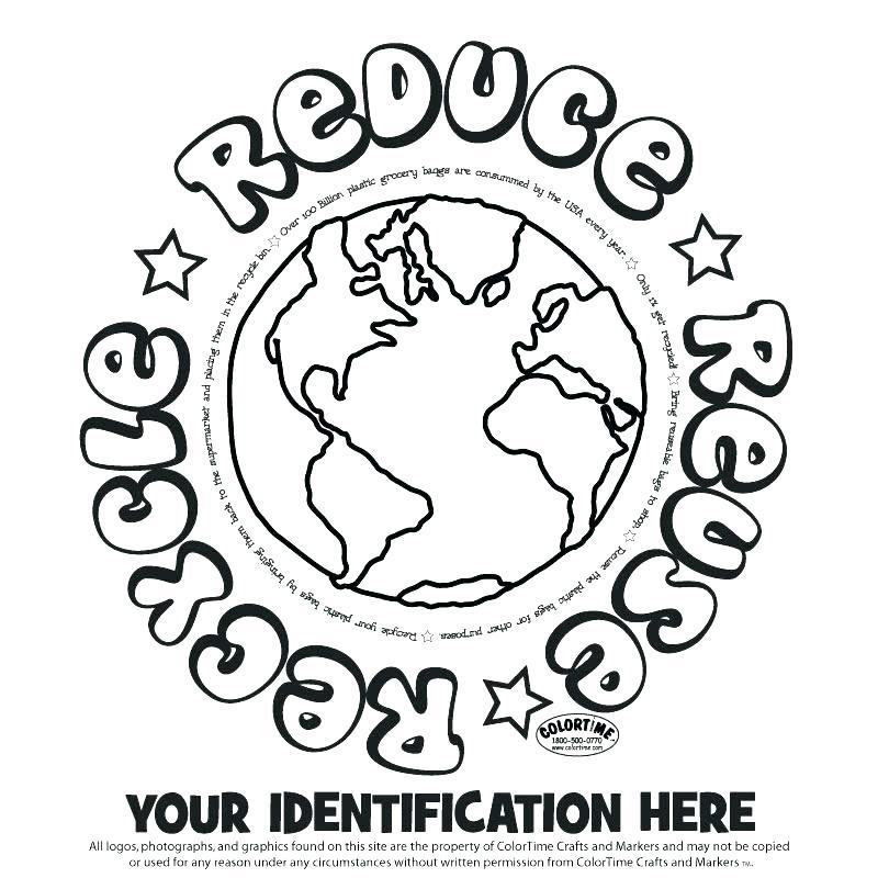 800x800 Recycling Coloring Pages Reuse Ng Sheets Ng Ng Page Recycle Pages