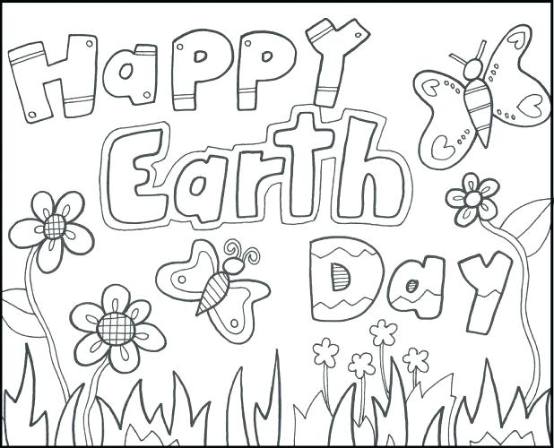 618x500 Recycle Coloring Pages