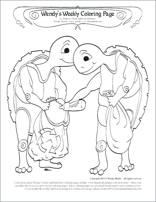 614x794 Recycling Coloring Page Recycling Coloring Pages Medium Size
