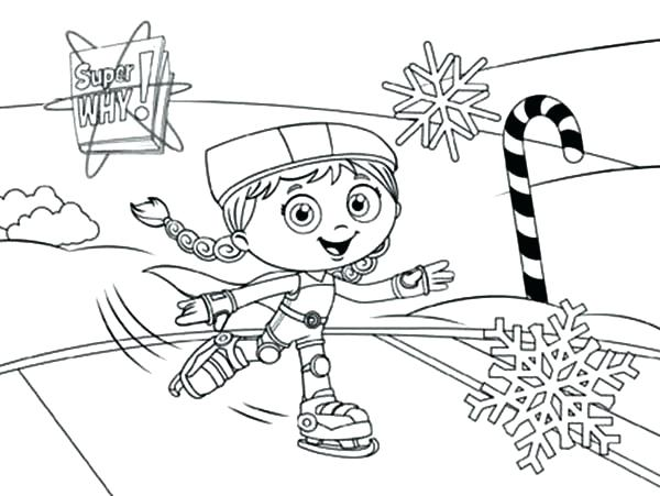 600x451 Red Hulk Coloring Pages Red Coloring Pages Wonder Red Slide On Ice