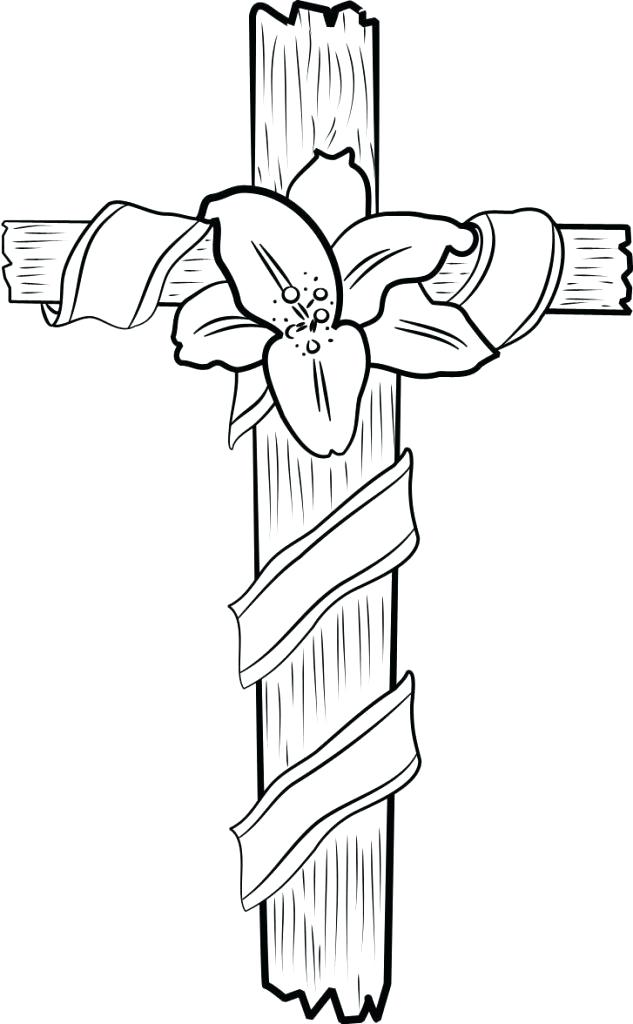 633x1024 Cross Coloring Pages Knot Coloring Pages Printable Cross Coloring