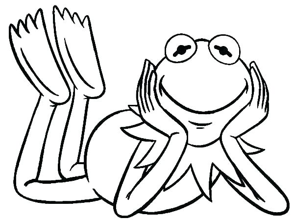 600x449 Red Eyed Tree Frog Coloring Page Coloring Pages Frogs Red Eyed