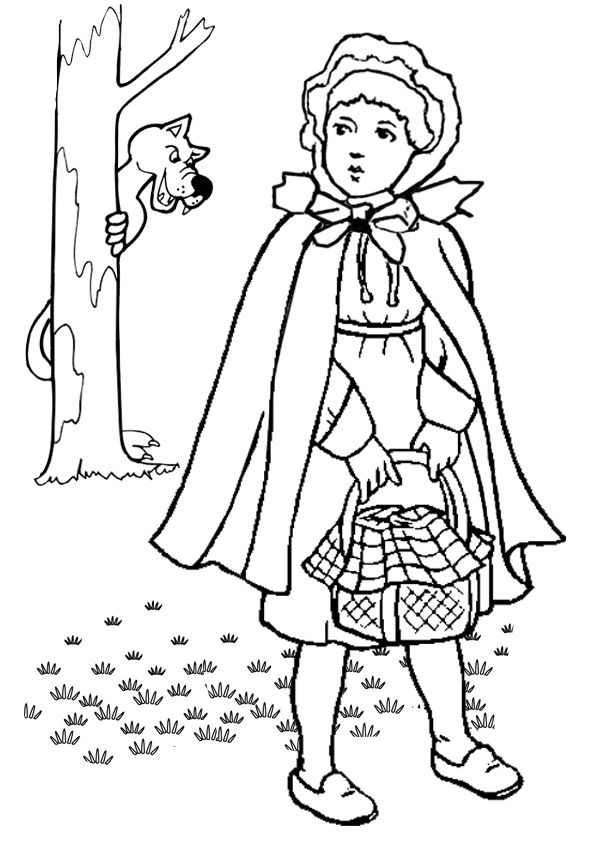 600x850 Free Online Printable Kids Colouring Pages