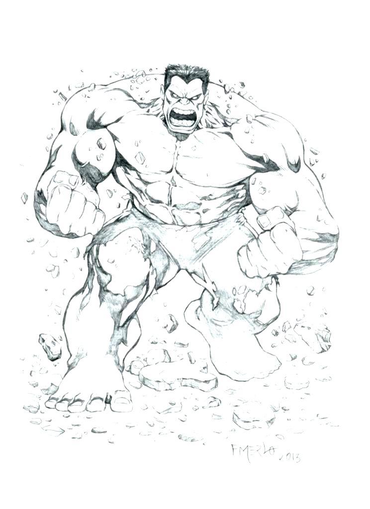 744x1024 Hulk Hogan Coloring Pages Hulk Color Page Free Printable Marvel