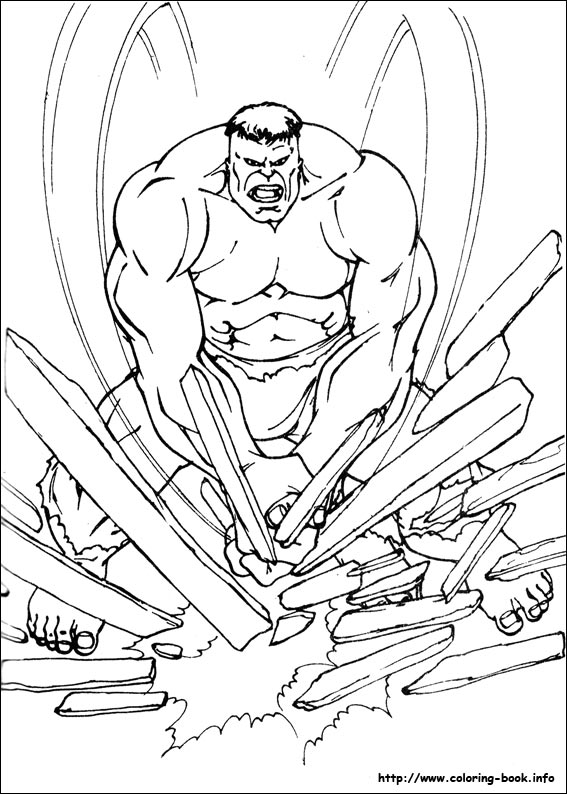 567x794 Hulk Coloring Pages On Coloring