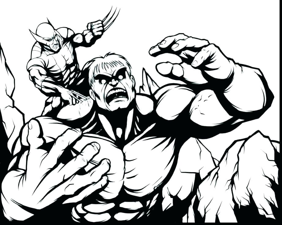 921x736 Red Hulk Coloring Pages Best Hulk Coloring Page Print Red Pages