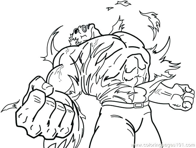 650x491 Red Hulk Coloring Pages Hulk Color Pages Coloring Page Hulk