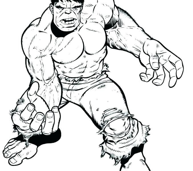 678x600 Red Hulk Coloring Pages Hulk Coloring Pages The Hulk Coloring