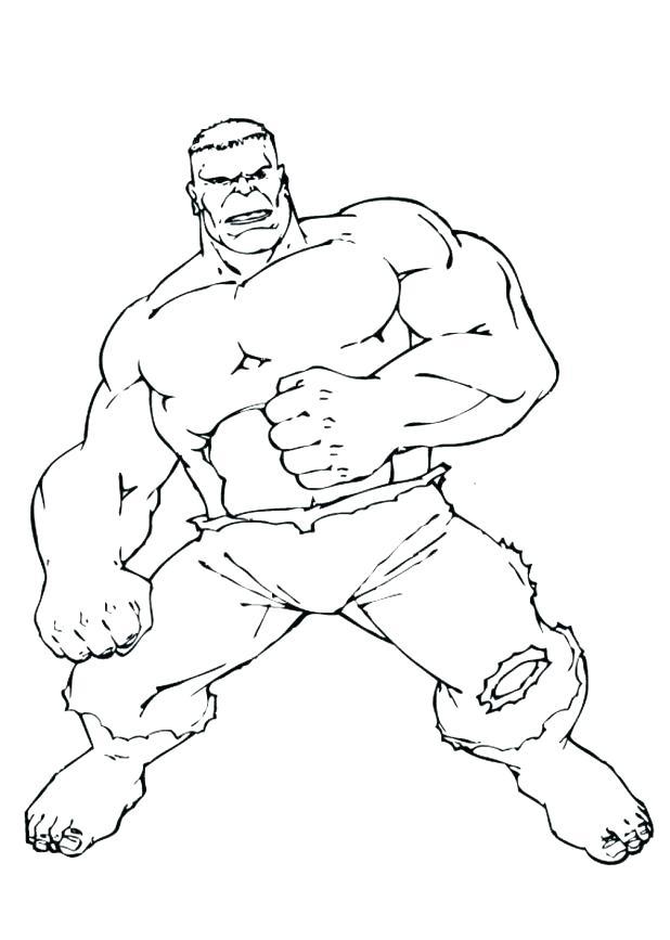 618x867 Red Hulk Coloring Pages Red Hulk Coloring Pages Printable