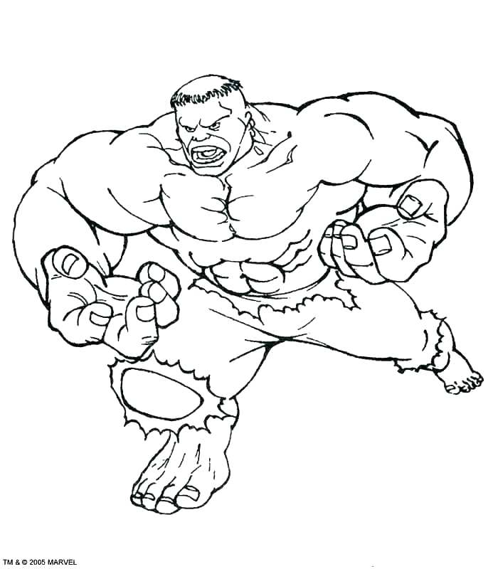 700x800 Hulk Coloring Page Hulk Coloring Page Hulk Coloring Pages Free Red