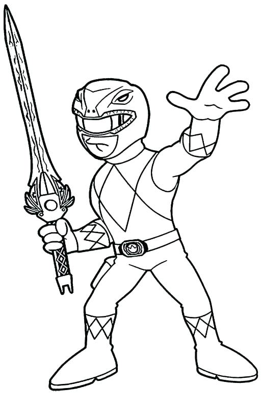 512x800 Power Ranger Coloring Pages Power Rangers Coloring Pages Power