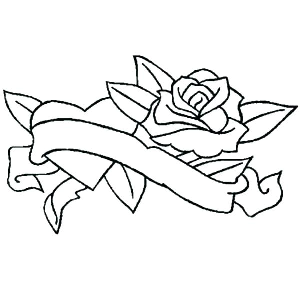 600x600 Red Ribbon Coloring Pages Free Printable Red Ribbon Coloring Pages