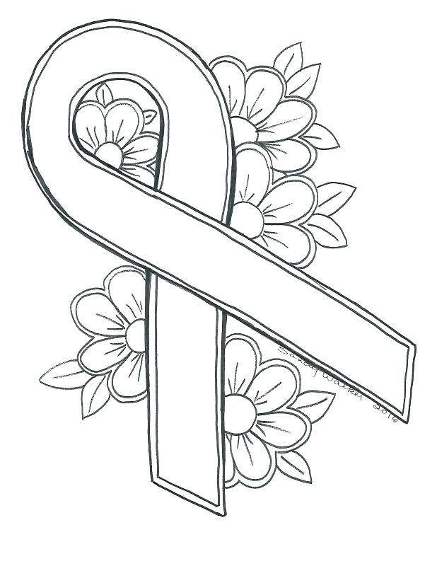 618x800 Red Ribbon Coloring Pages Red Ribbon Coloring Pages Ribbon Color