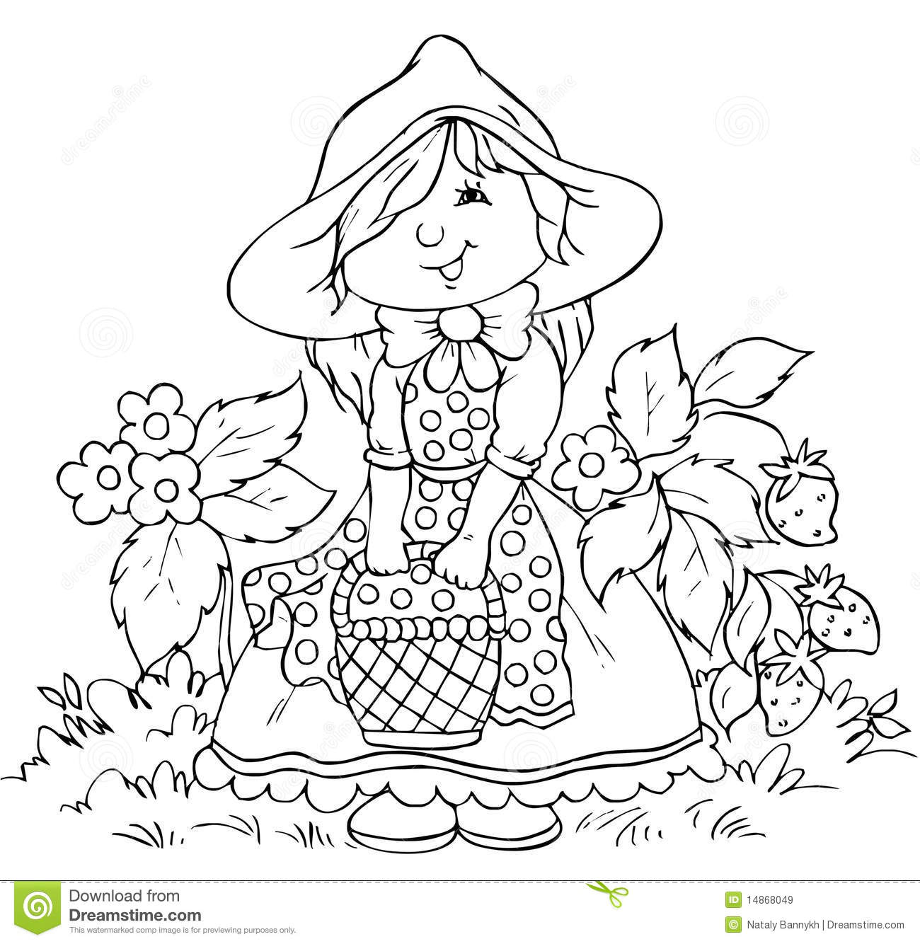 1300x1334 Highest Little Red Riding Hood Coloring Pages Printable Stock