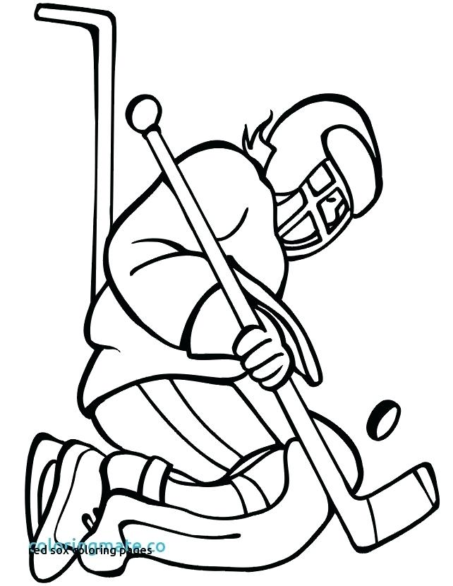 642x830 Boston Red Sox Coloring Pages