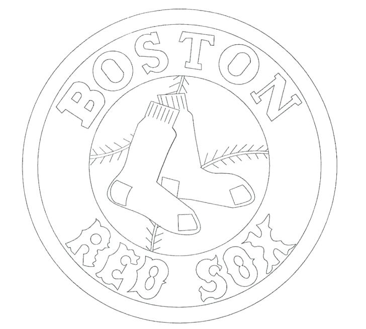 728x655 Red Sox Coloring Pages Red Coloring Pages Red Coloring Page Red