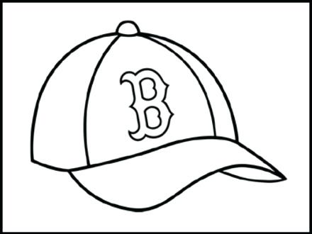 440x330 Red Sox Coloring Pages Red Free Coloring Pages Red Sox Coloring
