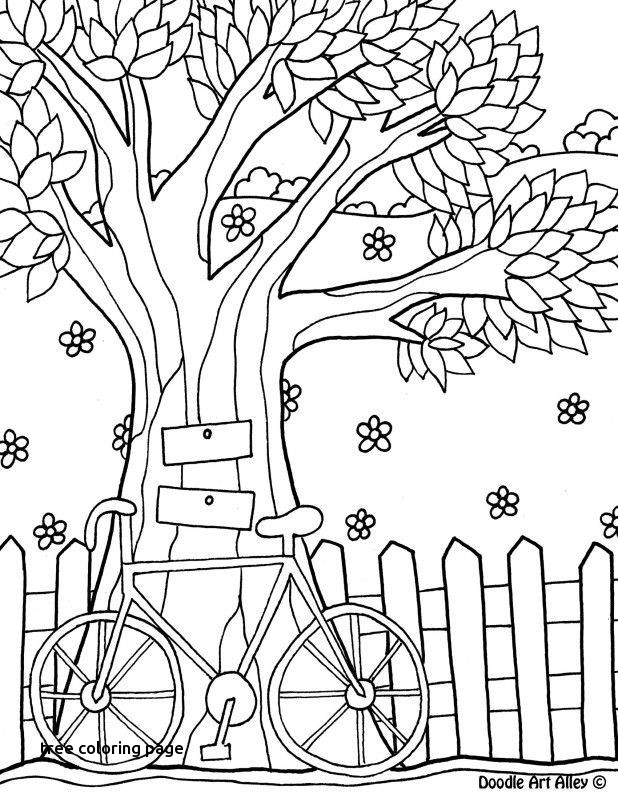 618x799 Earth Day Coloring Page Trees Coloring Sheets For Tree Coloring