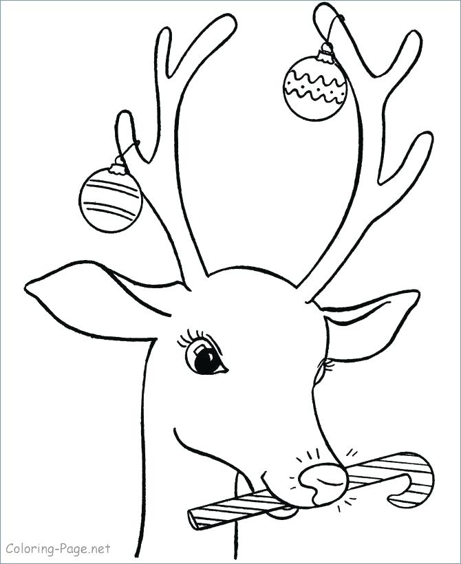 It's just an image of Printable Reindeer Antler throughout cut out