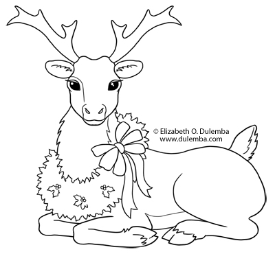 400x370 Coloring Page Tuesday
