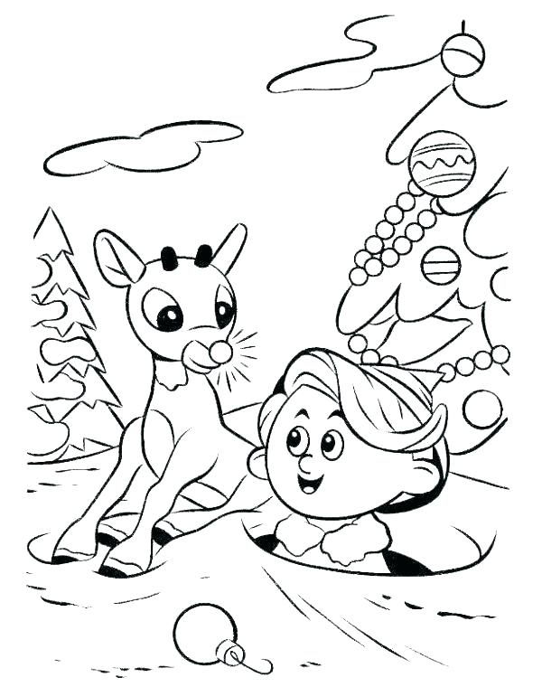 600x760 Skittles Coloring Pages Reindeer Coloring Pages Related Post