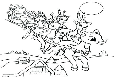 476x333 Free Printable Reindeer Coloring Sheets Glow Book Boy Faces