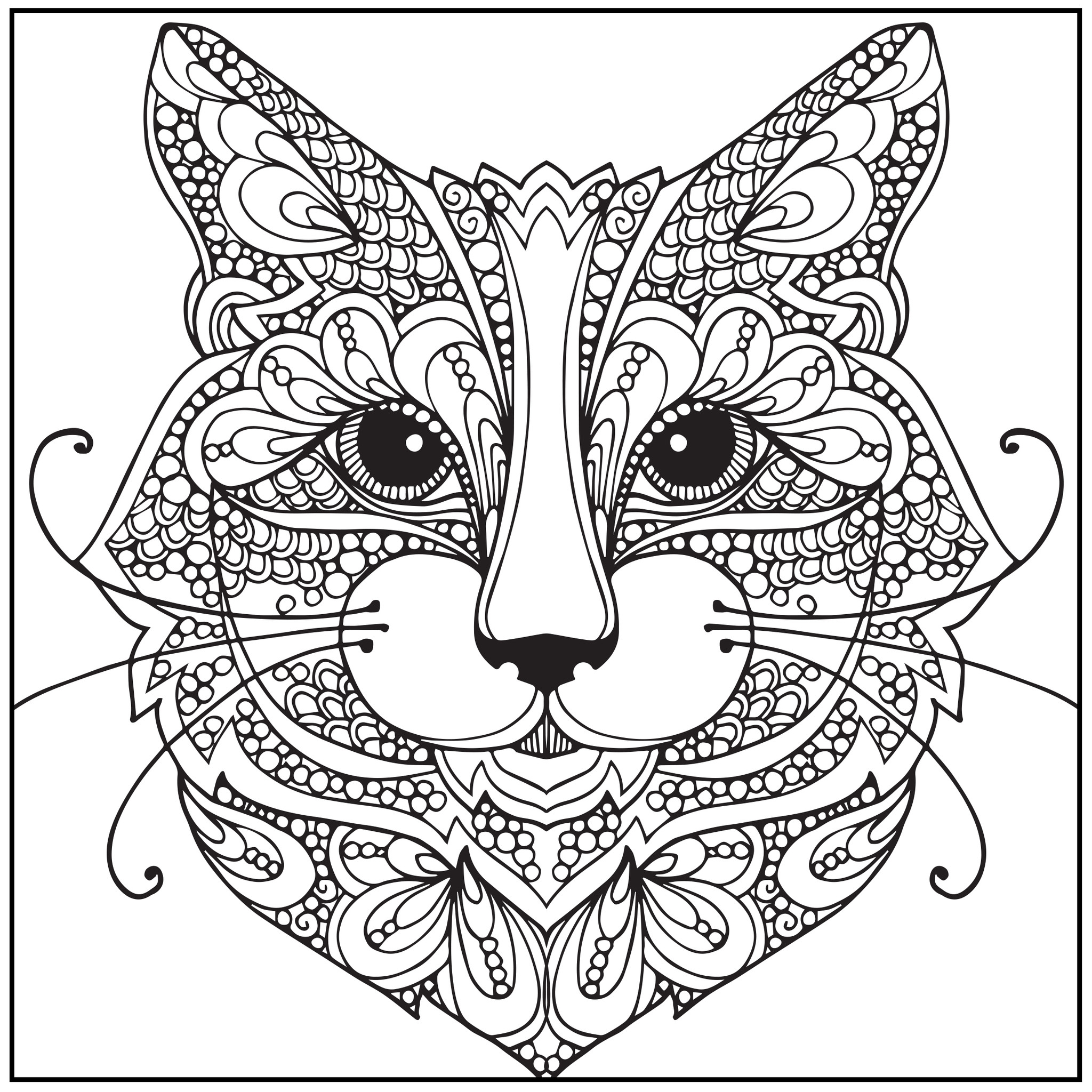 2048x2048 Fresh Relaxing Coloring Pages Coloringsuite Free Coloring Pages