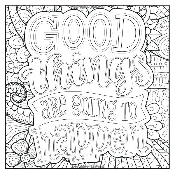 600x599 Relaxation Coloring Pages