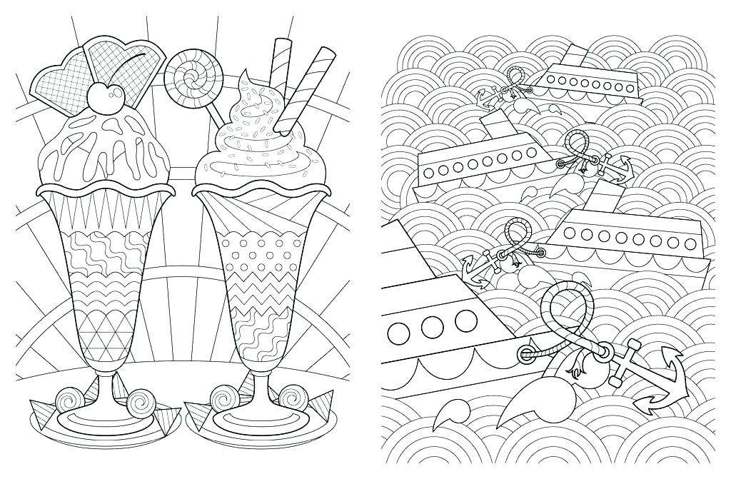 1024x671 Relaxation Coloring Pages Amazing Relaxing Coloring Pages