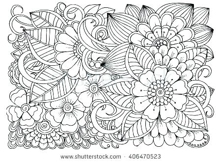 450x330 Relaxation Coloring Pages Relaxing Coloring Pages Cat Relaxing