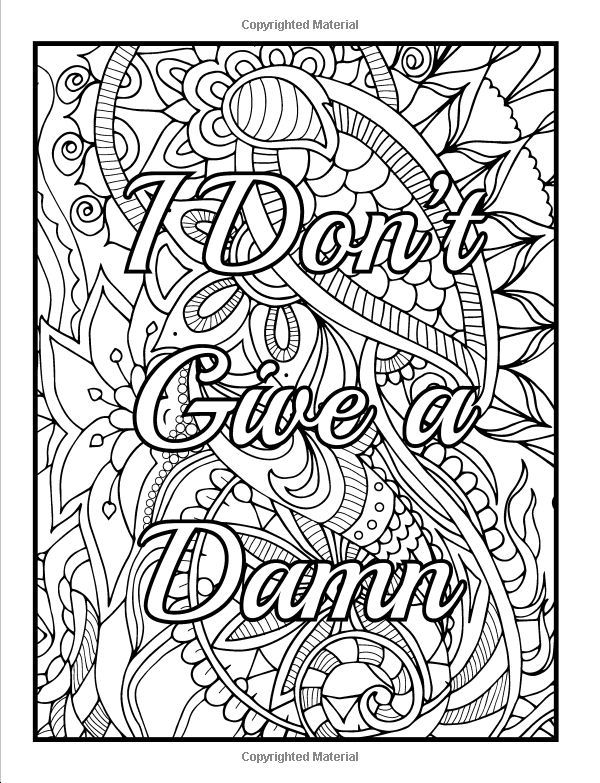 600x783 Relaxing Adult Coloring Pages