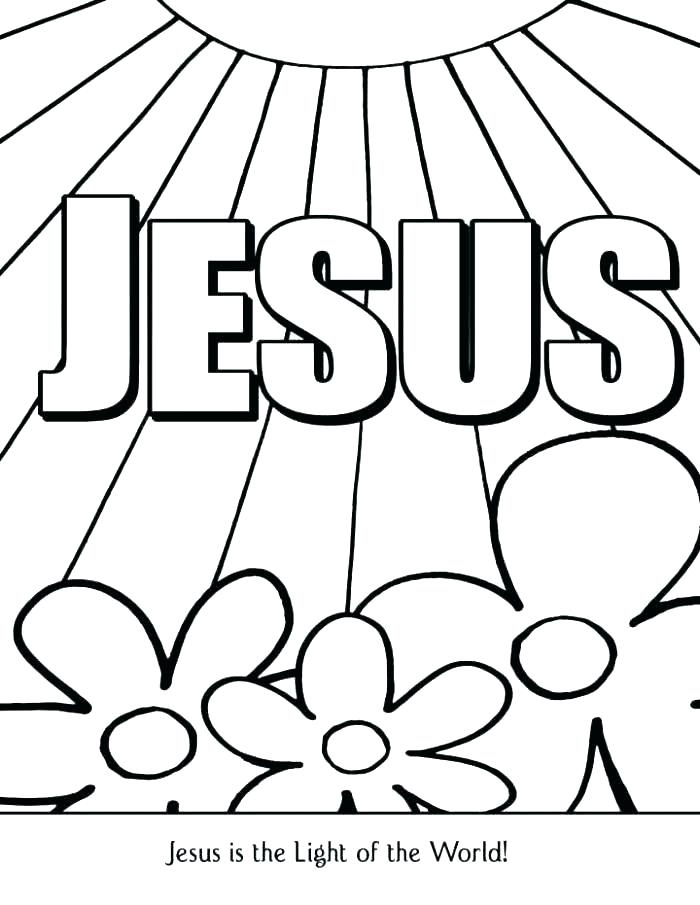 700x905 Free Printable Christian Coloring Pages For Toddlers New Flash Kid
