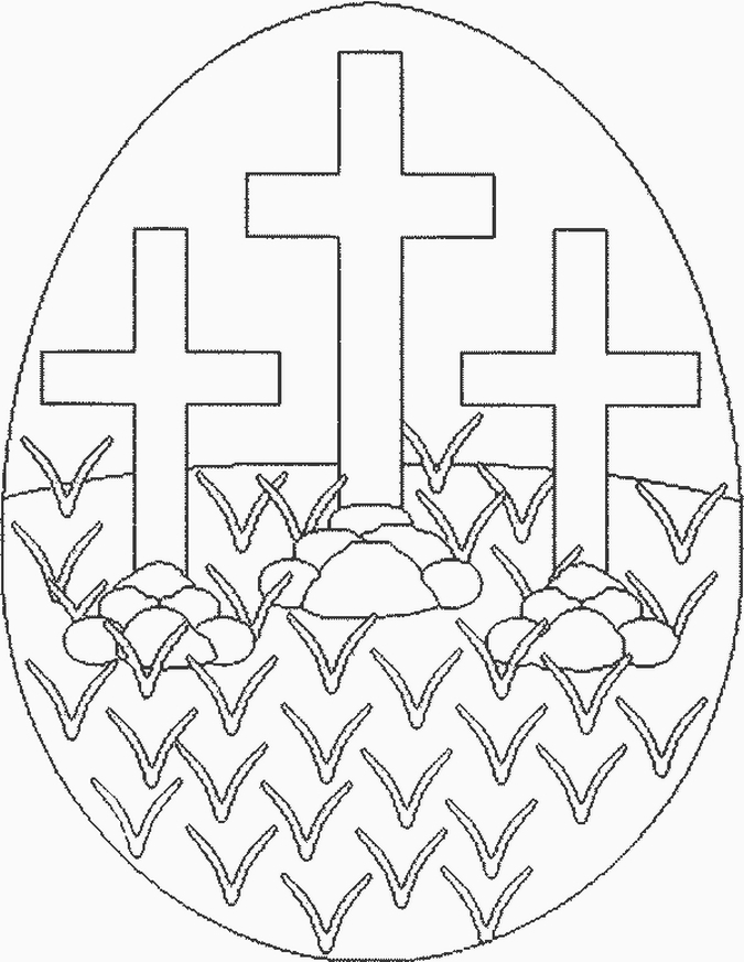 675x873 Printable Religious Easter Coloring Pages Religious Easter