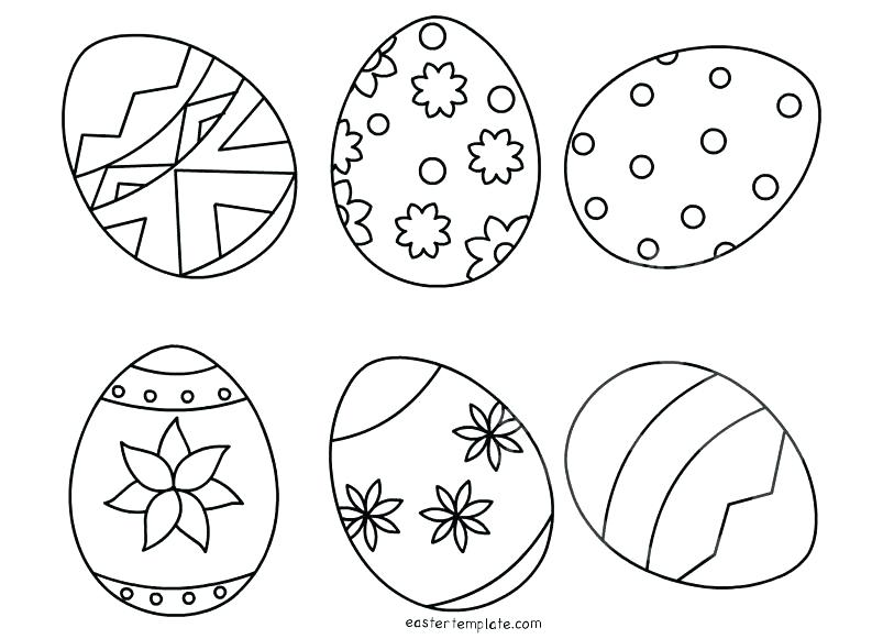 Religious Easter Egg Coloring Pages at GetDrawings.com | Free for ...