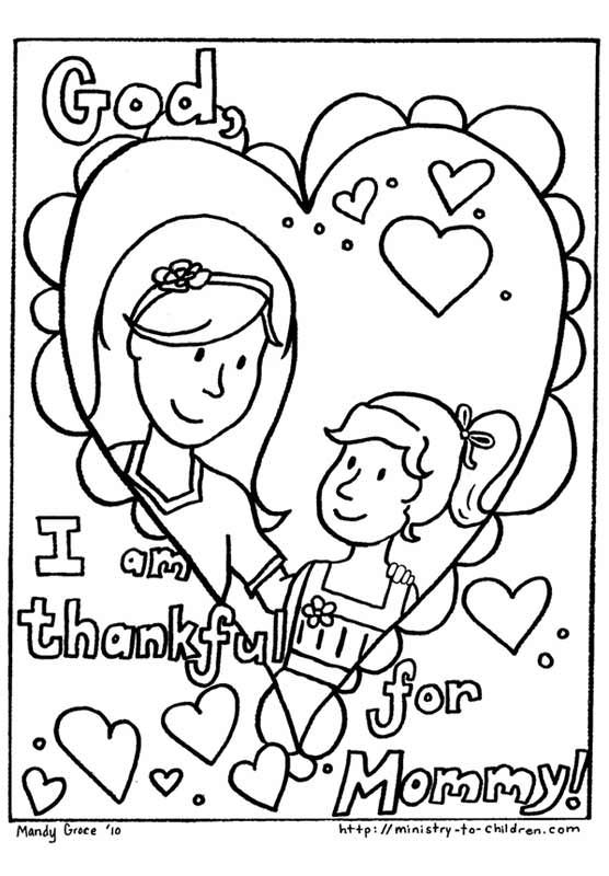 556x800 Coloringactivity Pages For Church