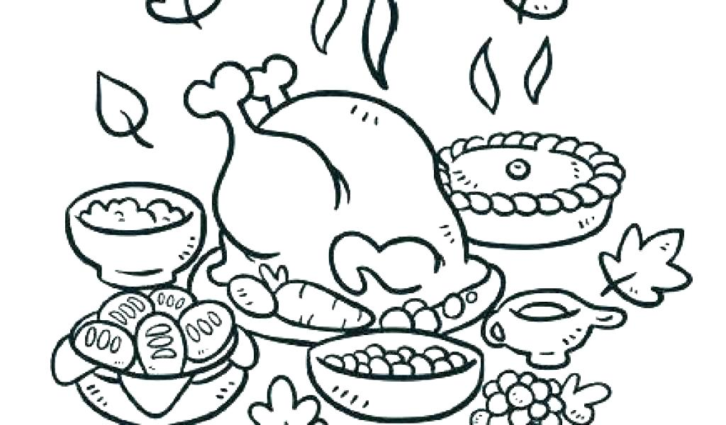 1024x600 Christian Thanksgiving Coloring Pages Religious Thanksgiving Color