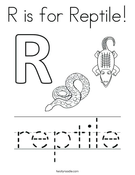 468x605 Reptiles Coloring Pages Reptiles Coloring Pages R Is For Reptile