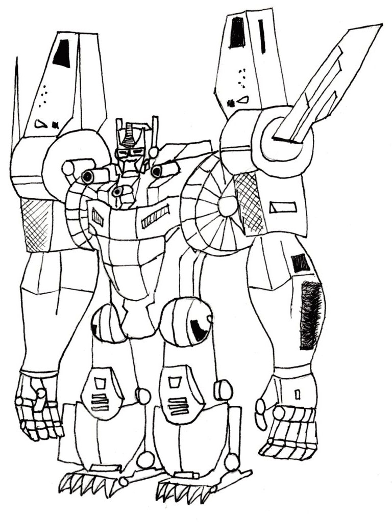 768x1024 Awesome Best Robots Movie Transformers Coloring Pages Womanmate