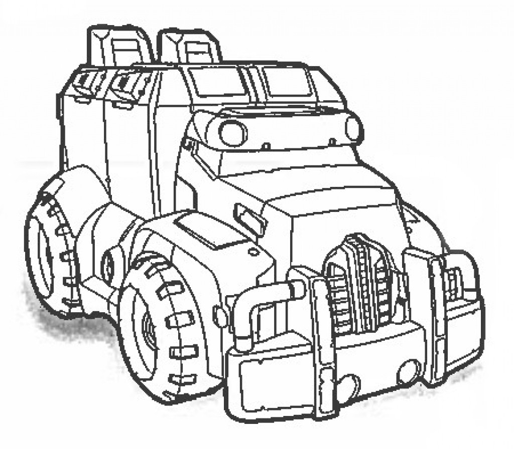 Rescue Bots Coloring Pages Free At Getdrawings Com Free For