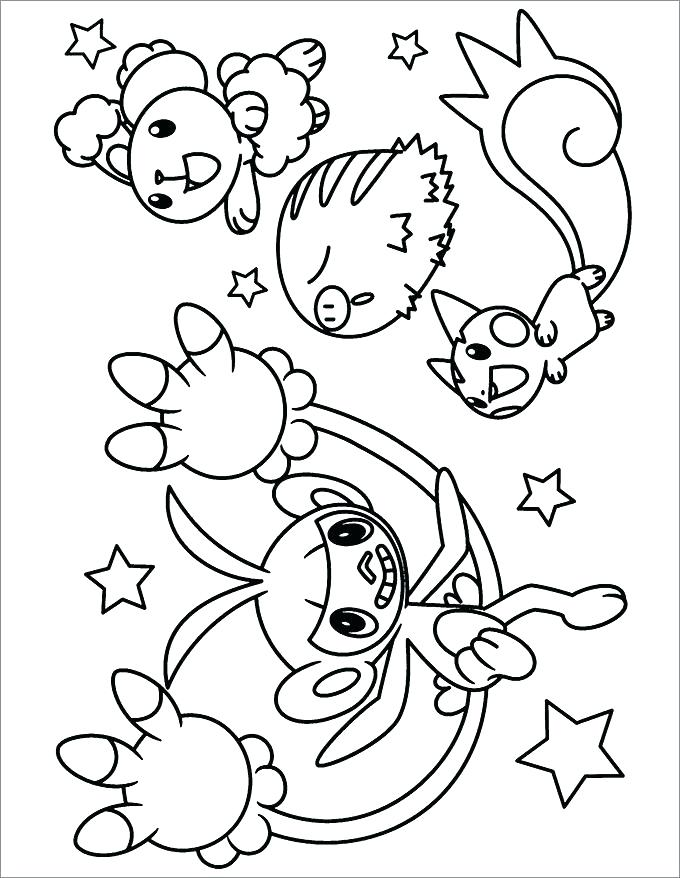 680x878 Pokemon Zekrom Coloring Pages