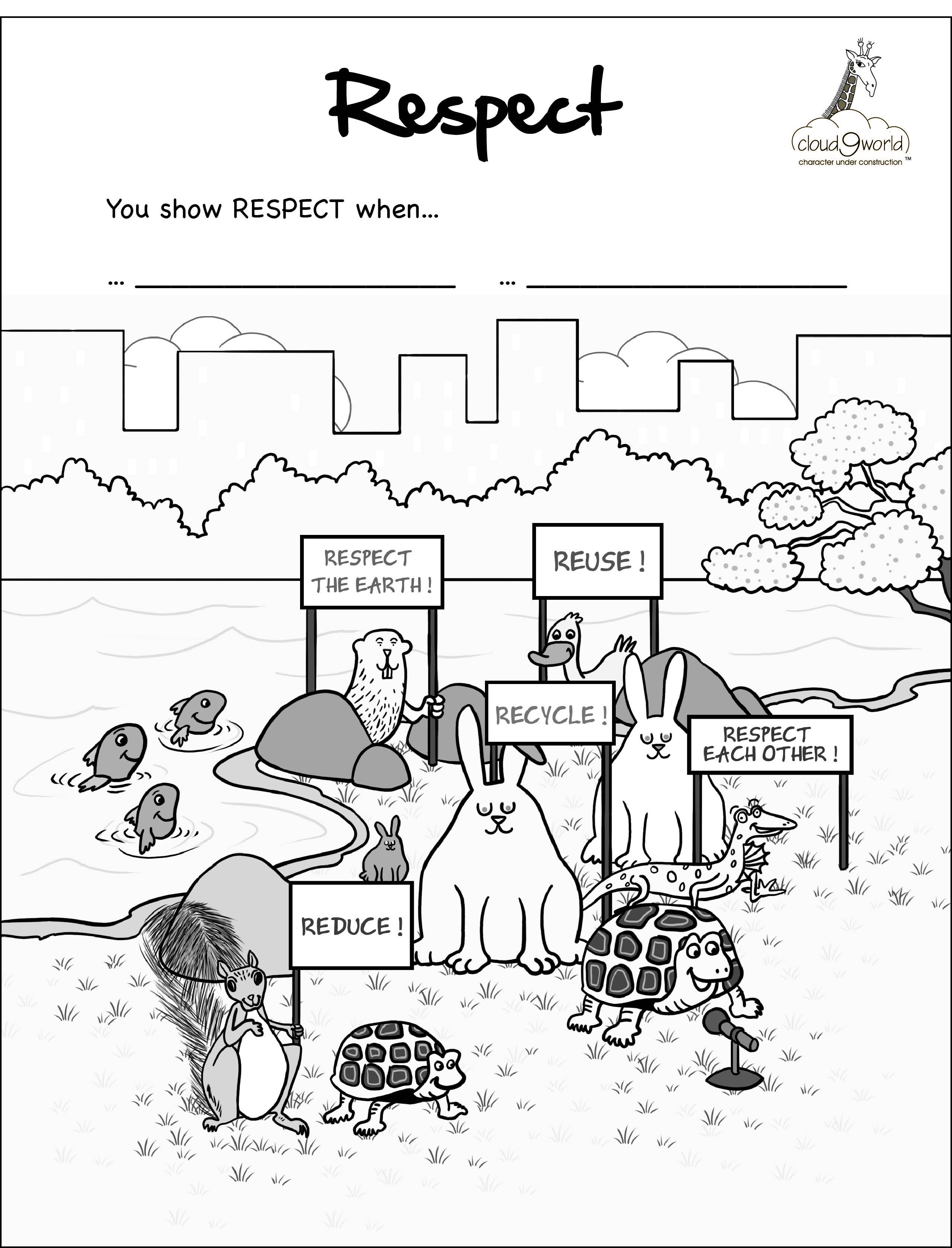 2554x3348 Image Result For Free Coloring Page Respect Gardening