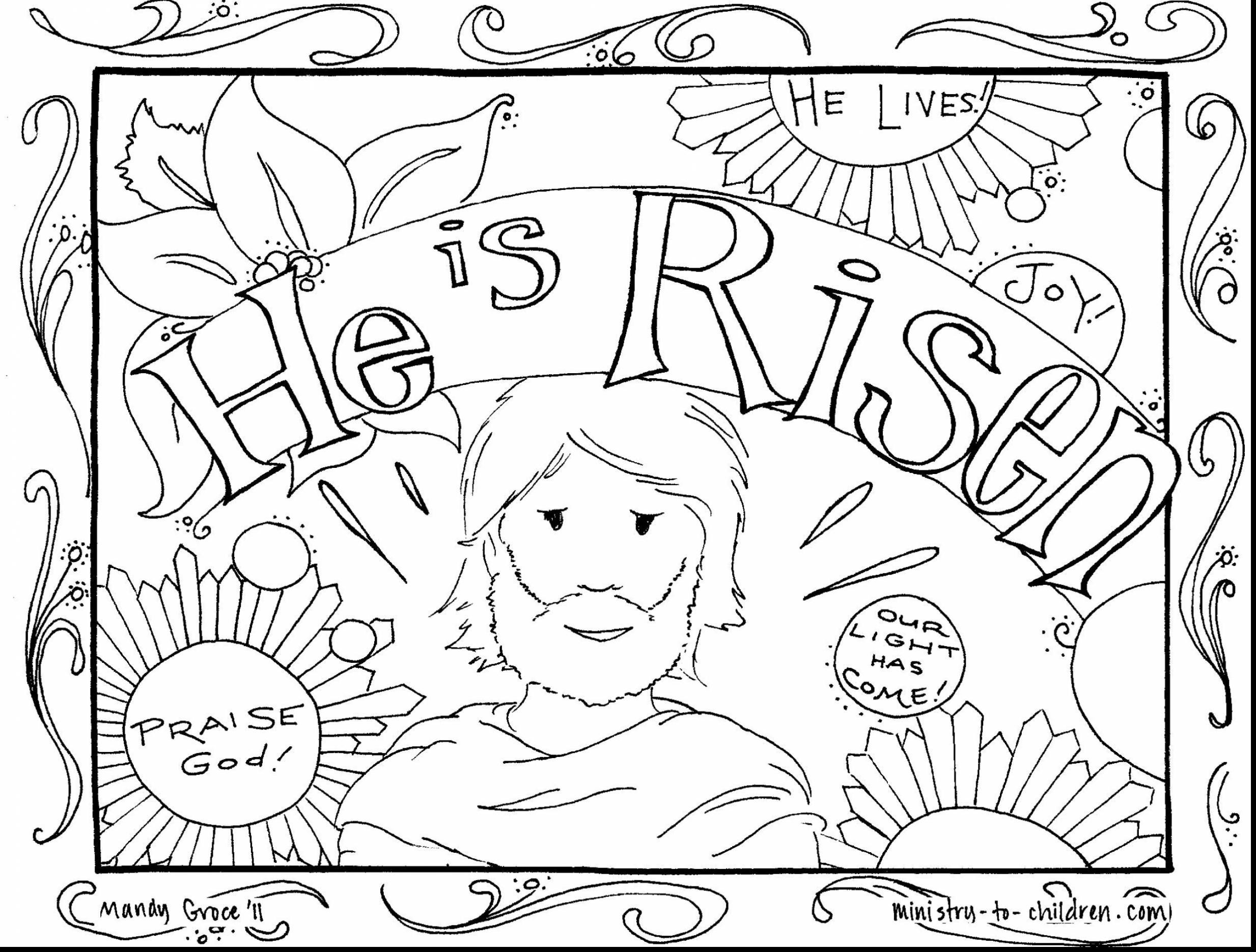 2467x1870 Free Coloring Pages Easter Jesus New Easter Coloring Pages Best
