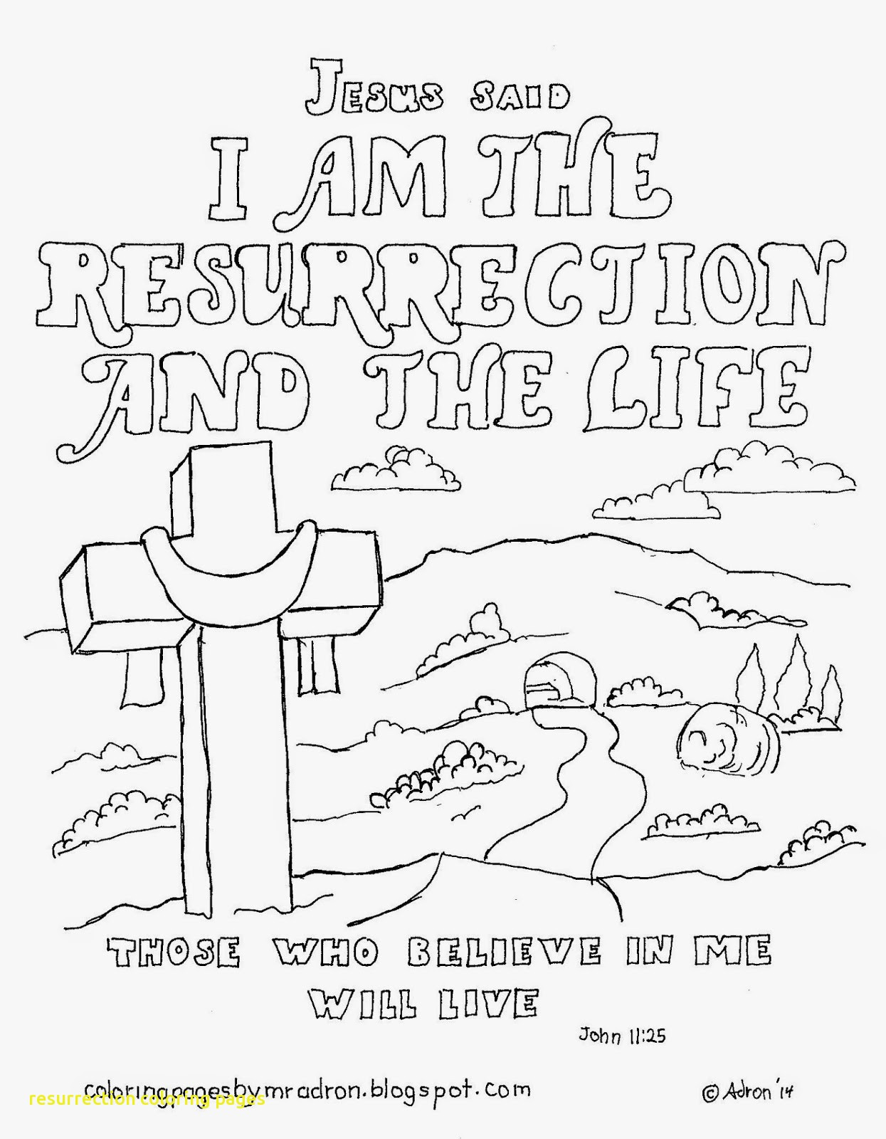1245x1600 Resurrection Coloring Pages With Religious Easter Coloring Pages